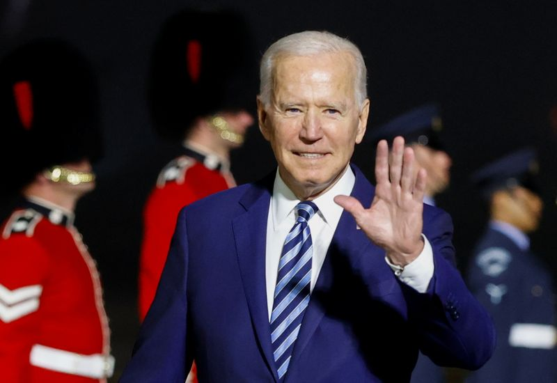 Biden's vaccine pledge ups pressure on rich countries to give more